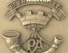 Wanted - 1st Volunteer Battalion, Somerset Light Infantry Cap Badge