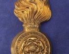 Royal Fusiliers Fur Cap Grenade