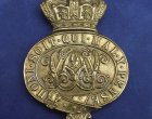 Victorian Grenadier Guards Valise Badge QVC