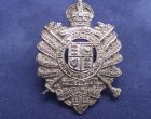 Genuine 5th city of london bn Officers S/Plate FSC Badge