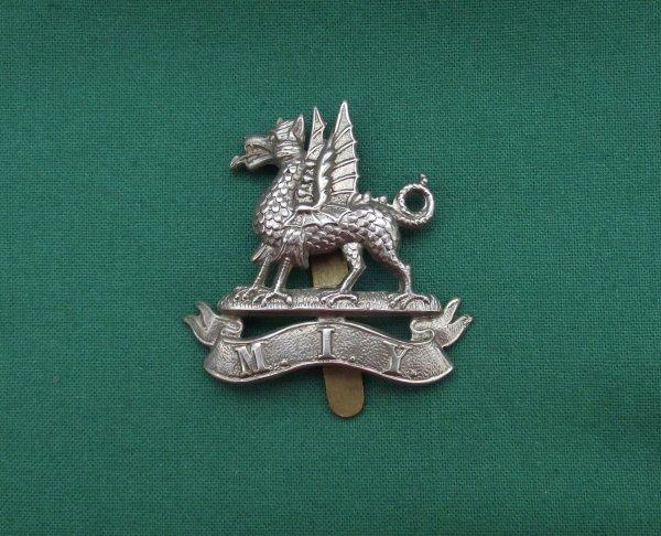 100% Genuine Montgomeryshire Imperial Yeomanry