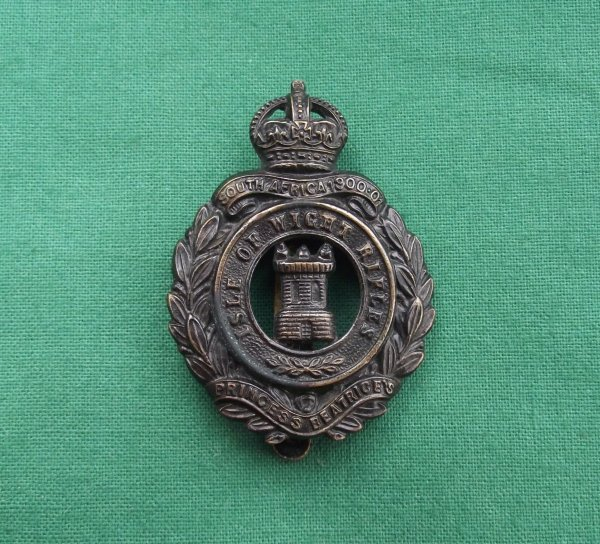 8th (Isle of Wight Rifles, Princess Beatrice's) Bn The Hampshire Regiment
