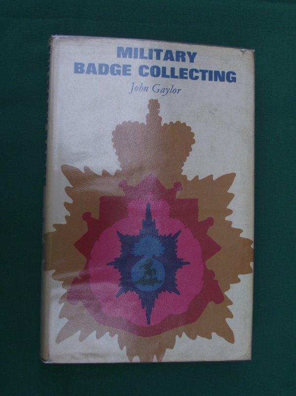 Military Badge Collecting - John Gaylor