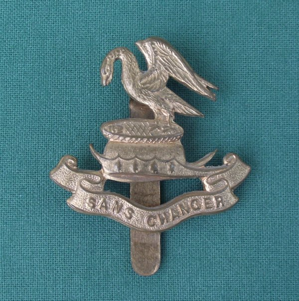 Genuine Liverpool Pals OR's CapBadge