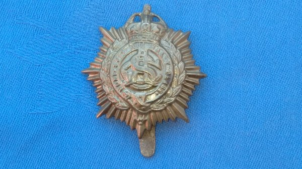 WW1 Army Service Corp economy cap badge.
