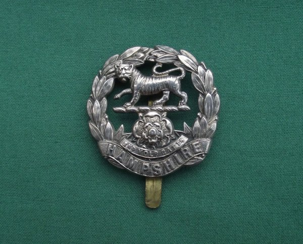 Genuine 2nd Volunteer Bn (Southhampton) The Hampshire Regt