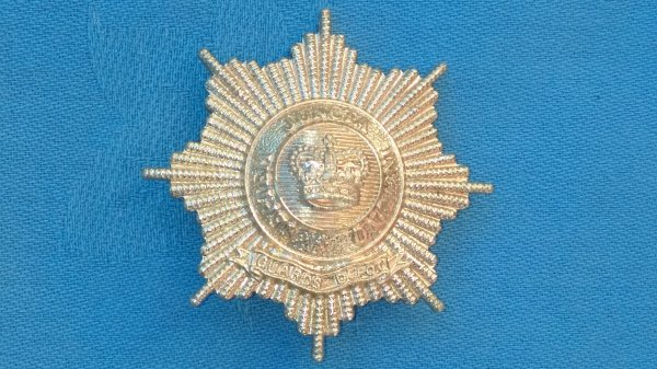 The Guards Depot WRAC Breast Badge.