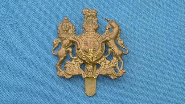 The General List cap badge.