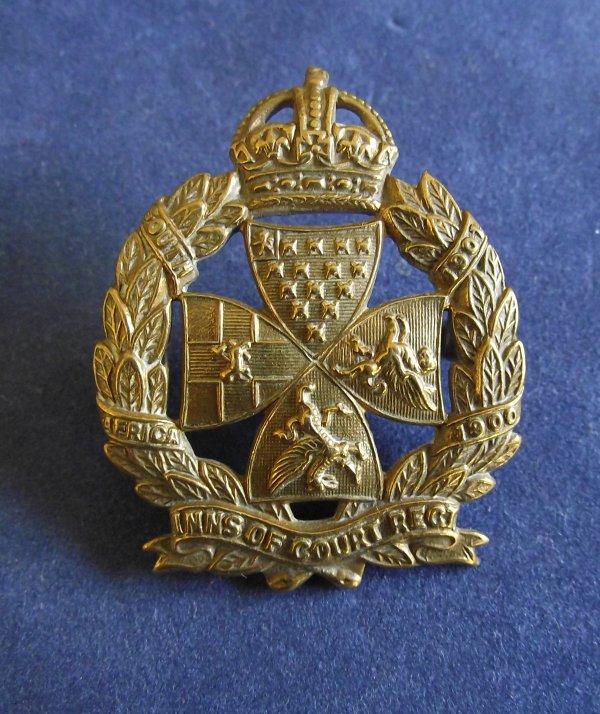 Inns of Court Regiment KC