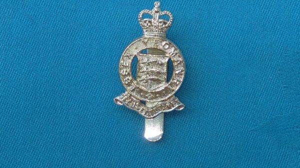 The Essex Yeomanry Beret cap badge.
