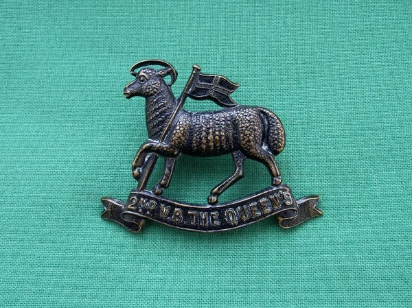 Genuine 2nd Volunteer Bn (Guildford) The Queen's Surrey Regt