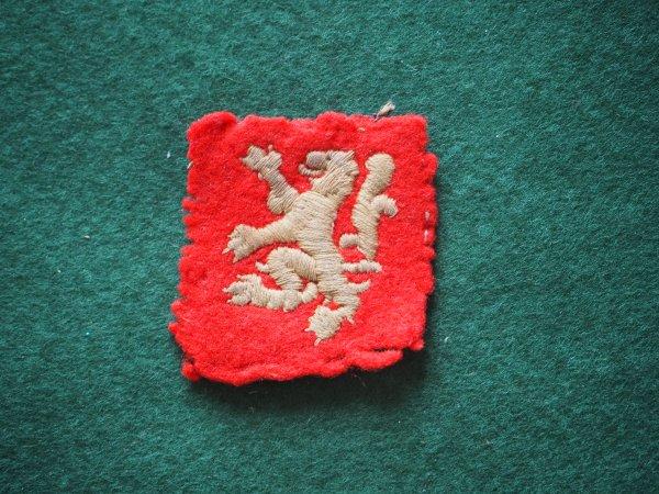 Scottish Command formation sign
