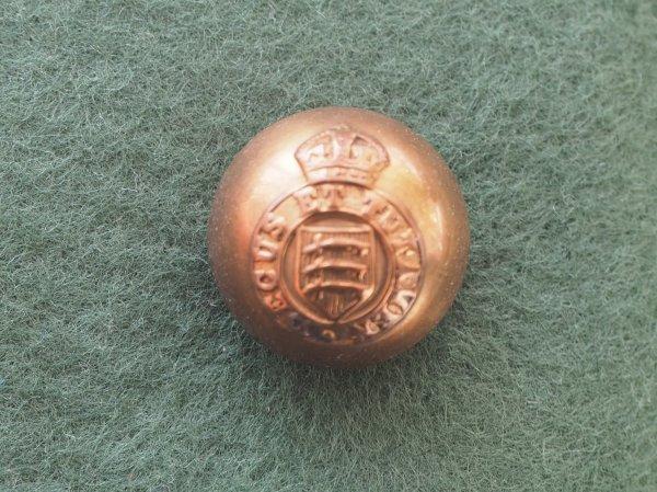 Essex Yeomanry RHA ball button GM