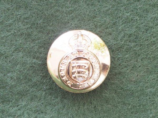 Essex Yeomanry RHA flat button AA