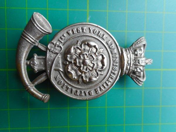 (S) O/R Glengarry 1st West York Administrative Battalion. 1870 -1880.