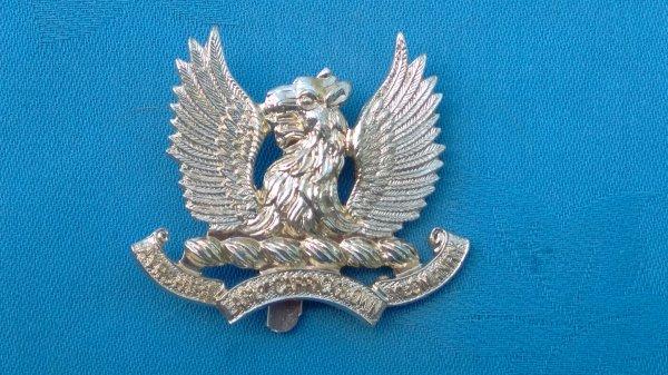 The Aryshire Yeomanry cap badge