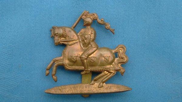 The 14th Battalion ( Fife&Forfar Yeomanry ) Black Watch cap badge.