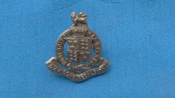 The King Edward School Bath Officer Training Corp cap badge.