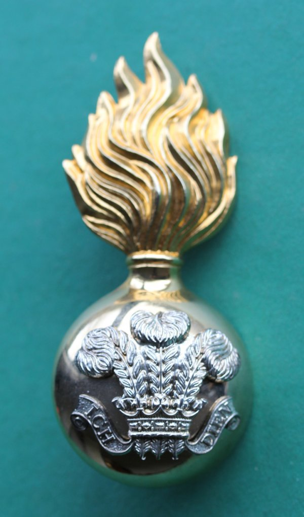 Royal Welsh Fusiliers Busby Badge