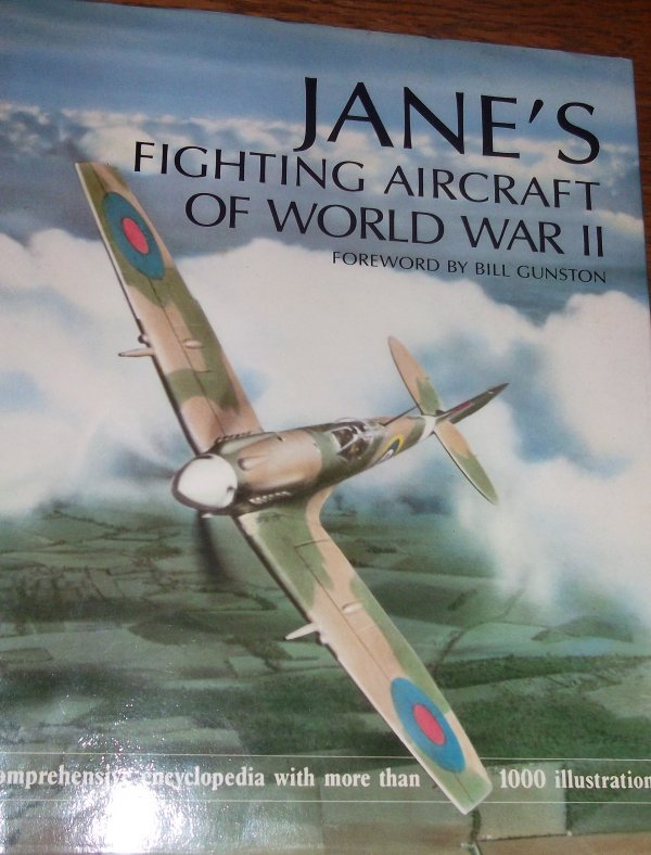 Jane's Fighting aircraft of world war 2