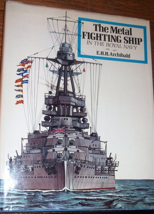 The Metal Fighting Ship in the royal navy
