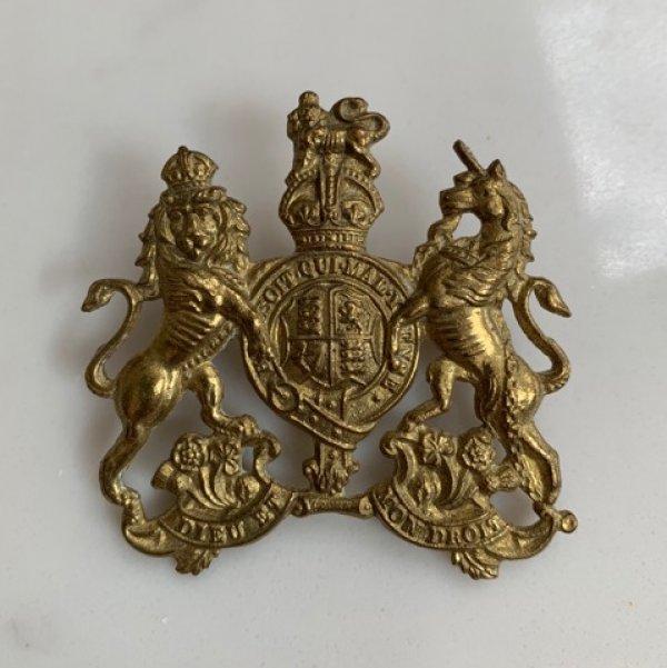 K/C Genelal Service Corps Cap Badge