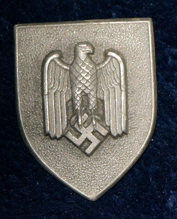 WW2 German Marksman's Lanyard National Eagle Shield