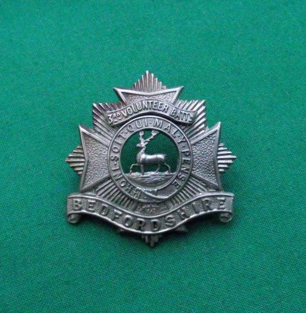 3rd Volunteer Battalion (Bedford) Bedfordshire Regiment