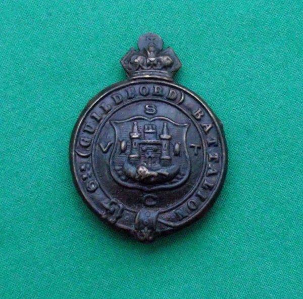 Scarce 6th Guildford Battalion Surrey Volunteer Training Corps c.1914-17