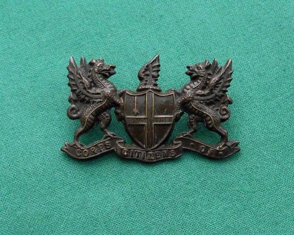 Genuine City of London Volunteer Regiment Corps of Citizens VTC