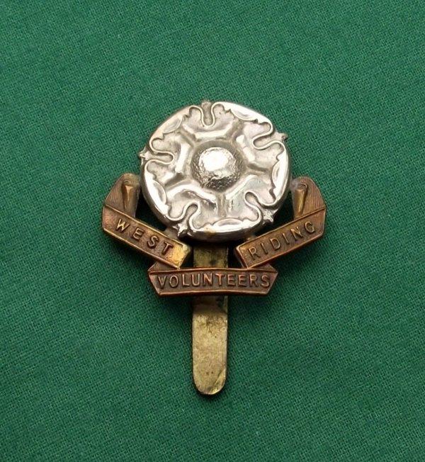 WW1 West Riding Volunteer VTC