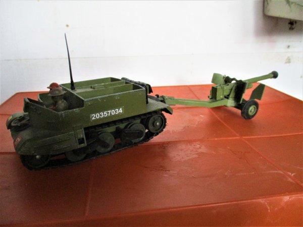 Dinky Bren Gun Carrier