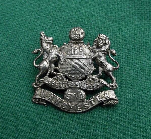 Genuine 5th Volunteer Bn (Ardwick) The Manchester Regt