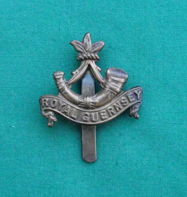 ww1 The Royal Guernsey Light Infantry - Extruded Slider
