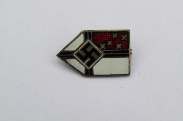 Reichkolonialbund lapel badge
