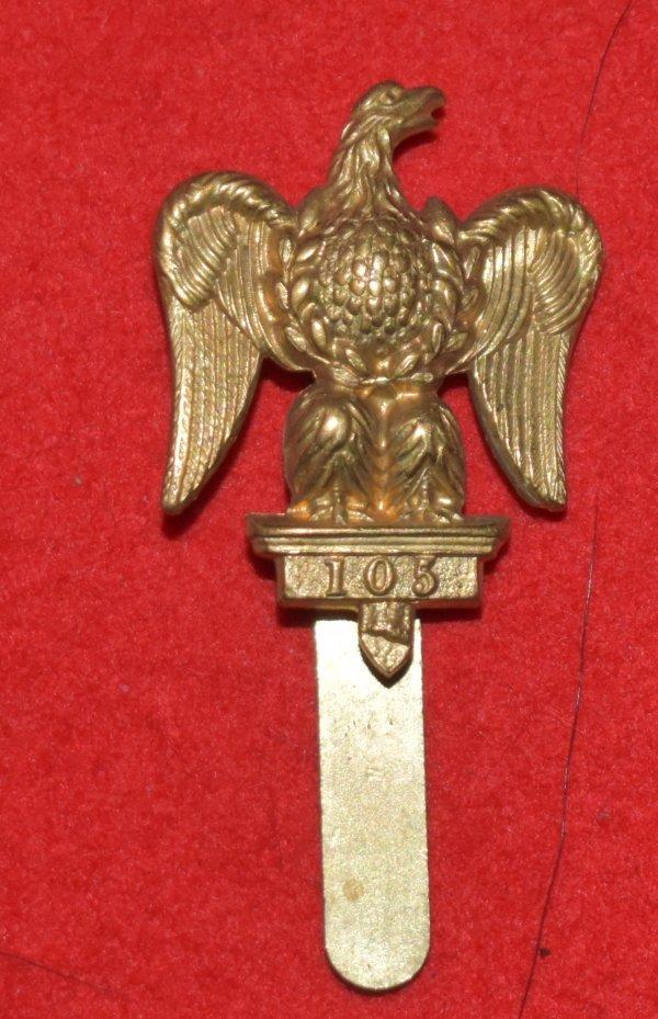 Royal Dragoons OR's WW1 Cap Badge