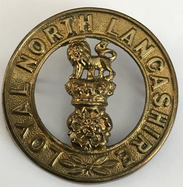 Victorian Loyal North Lancashire Helmet Centre