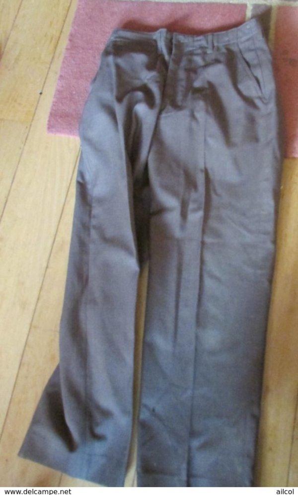 WW2 1945 US Army Wool Trousers