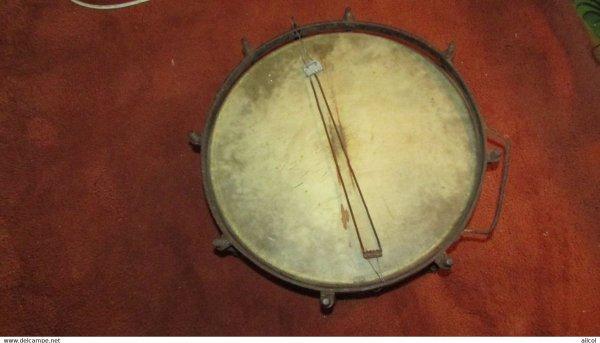 WW1 German Drum