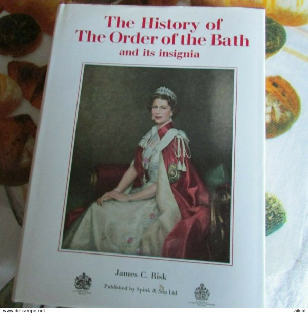 BOOK The History Of The Order Of The Bath