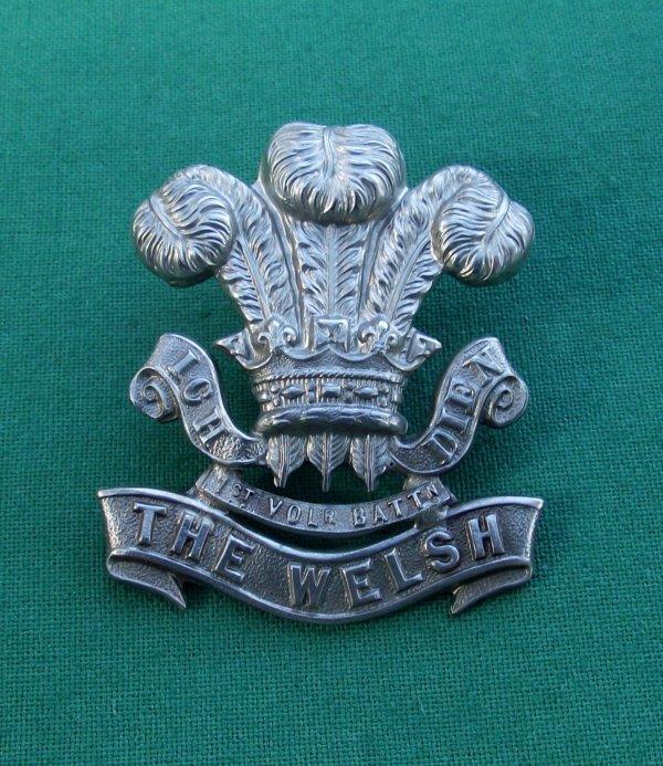 Genuine 1st Volunteer Bn (Haverford West) The Welsh Regiment