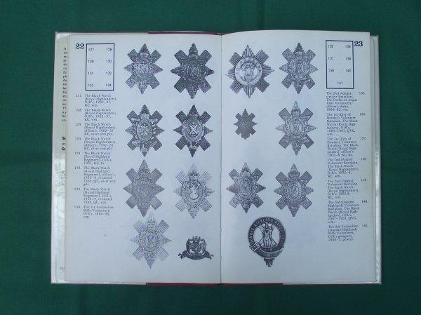 Scottish Regimental Badges 1793-1971 - Bloomer