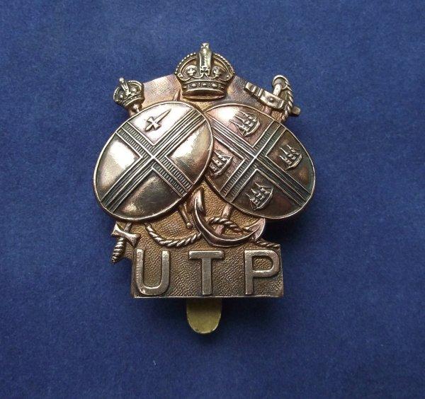 The Upper Thames Patrol, WW2 Home Guard Cap Badge