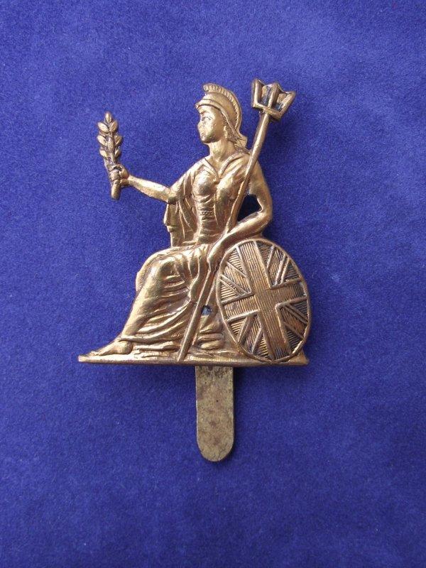 The Royal Norfolk Regiment Cap Badge