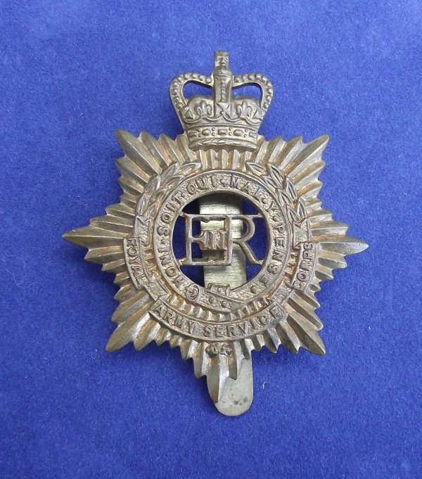 royal army service corps cap badge