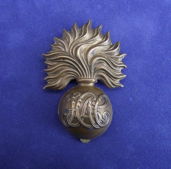 Honourable Artillery Company - Infantry Cap Badge