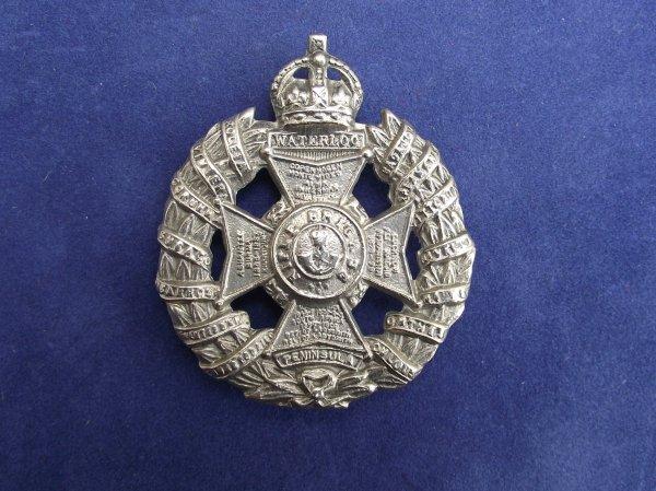 WW1 Rifle Brigade Cap Badge