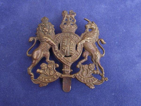 General List Cap Badge, c.1915