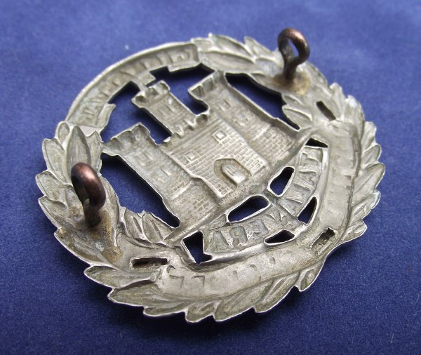 Victorian Northamptonshire Regiment 'Regimental Castle' ORs