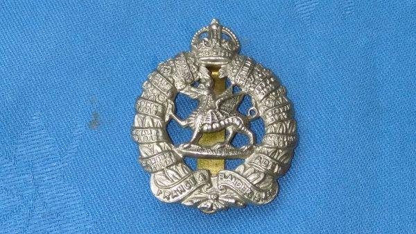 Monmouthshire Regiment.